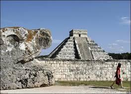 Chichen Itza, mayan civilization