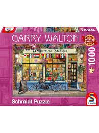 """<b>Пазлы</b> Гарри Уолтон """"Книжный магазин"""", 1000 деталей Schmidt ..."""