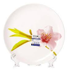 <b>Тарелка Luminarc Water</b> Color 25 см купить, цены в Москве на ...