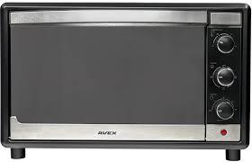 <b>Мини</b>-<b>печь AVEX TR</b> 350 MBCL pizza black — купить настольную ...