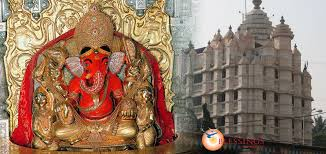 2016 Ganpati Utsav Shree Siddhivinayak Temple Images for free download