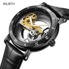 2019 Neue <b>WLISTH Man</b> Luxury <b>Automatic</b> Machine Flexible ...
