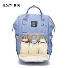 Легкая Портативная <b>сумка</b> для подгузников для <b>мам</b>, Большая ...