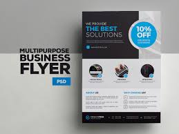 product flyer info e commerce company product flyer graphic pick