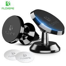 FLOVEME <b>Universal Car</b> Holder 360 Degree Magnetic <b>Car Phone</b> ...