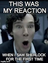 Sherlock Meme on Pinterest | Sherlock Season 3, Jim Moriarty and ... via Relatably.com