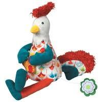 <b>Мягкая игрушка Ebulobo Петушок</b> Боб 38 см — Мягкие игрушки ...