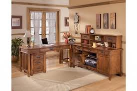 the cross island home office desk from ashley furniture homestore afhscom ashley furniture home office desk