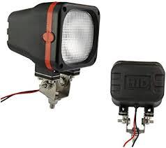 Glotech 2pcs 35W 6000K 12V 7inch HID Xenon Work ... - Amazon.com