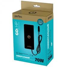 PERFEO <b>универсальный</b> блок <b>питания для</b> ноутбуков HP 70W ...