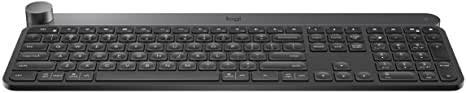 Logitech Craft Advanced Wireless Keyboard with ... - Amazon.com