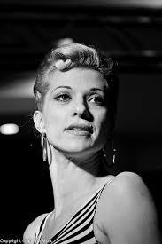 Ivana (Milena Ristic Trickovic) Tags: music white black singer rockabilly - 6318991900_a6f532a9cc_m