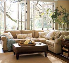 barn living room ideas decorate: honey were home our living room sectional