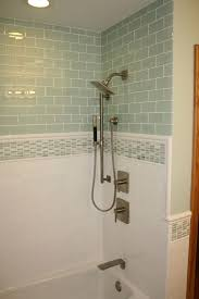 tiling ideas bathroom top: love this why not add tile to top of old tile bathroom http