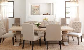 Fabric Chairs Dining Room Extraordinary Dining Rooms For Dining Table And Fabric Chairs In