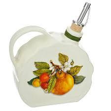 "<b>Бутылка для масла</b> Nuova Cer ""<b>Итальянские</b> фрукты"", 550 мл ..."