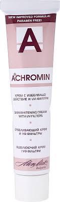 <b>Крем</b> для лица <b>Achromin</b>, <b>отбеливающий</b>, 45 мл — купить в ...