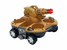 Р/У <b>танк</b>-<b>амфибия YED</b> стреляет присосками 24883B - 24883B ...