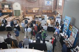 employers seek future talent at r i career event trade only today an estimated 200 job seekers attended the 10th annual marine composites industry career day saturday