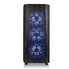 Thermaltake <b>Versa J25 Tempered</b> Glass RGB Edition ATX Mid ...