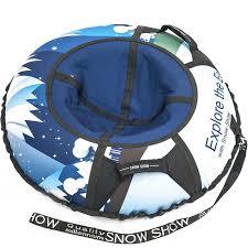 <b>Тюбинг SnowShow X-line Матрешка</b> - SMK