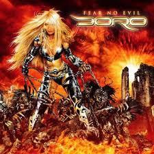 <b>Fear No</b> Evil (<b>Doro</b> album) - Wikipedia