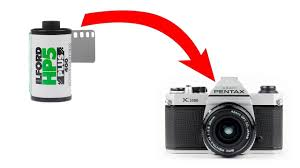 How to Load and Unload 35mm <b>Film</b> - YouTube