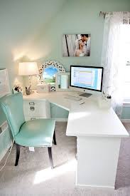 love the colors of this home office its so tranquil baronessa home furnishings and accessories boasts a beautiful online showroom which is a combination chic mint teal office
