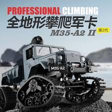 1: 16 <b>military truck</b> model climbing car <b>snow wheel truck</b> remote ...