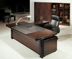 best office tables. office u0026 workspacedazzling dark brown wood executive desk design ideas with cool black arm chair and modern stand lamp also antique best tables