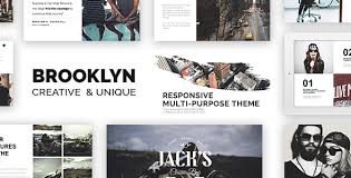 Brooklyn | Creative Multi-Purpose WordPress Theme by ...