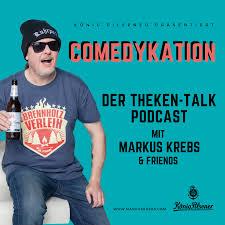 Comedykation mit Markus Krebs
