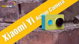 Обзор <b>Xiaomi Yi</b> Action Camera - YouTube