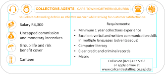 collections agent cape town collections agent