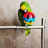 1095 BELLER <b>BIRD</b> TOY <b>parrot</b> cage toys cages african grey ...