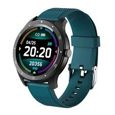 <b>ARMOON Smart Watch</b> S6 Touch Blood Pressure Band Heart Rate ...
