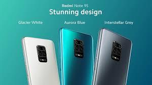 Xiaomi Redmi Note 9S 48MP Quad Camera Array <b>Mobile Phone</b> ...