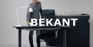heres why ikea bekant has standing desk fans frantic bekant desk sit stand screen