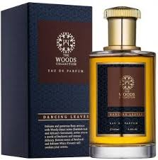 <b>The Woods Collection Dancing</b> Leaves For Unisex 100ml - Eau de ...