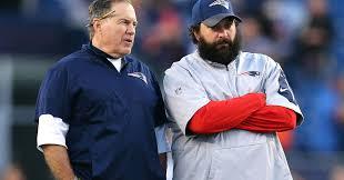 what it s like to work for legendary nfl coach bill belichick patriots head coach bill belichick talks defensive coordinator matt patricia