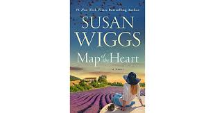 <b>Map of the Heart</b> by Susan Wiggs
