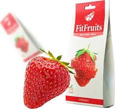 """<b>Фруктовые чипсы Fit Fruits</b> """"Клубника"""", 20 г — купить в интернет ..."""