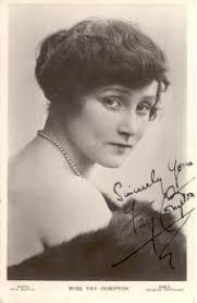 dans le rôle principal de <b>Mary Rose</b>. Il fera jouer l'actrice, en 1932, <b>...</b> - fay-compton