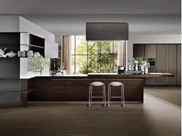kitchen island integrated handles arthena varenna: dada vela kitchen with integrated handles