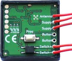Creasol UniRec1: universal multi-frequency receiver, <b>1</b> channel