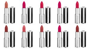 <b>Givenchy Le Rouge</b>: How to find <b>your</b> perfect shade of lipstick?