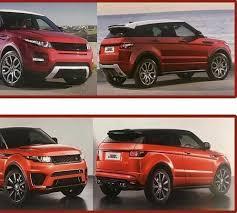 Тюнинг <b>комплект обвеса</b> (<b>BodyKit</b>-2) Range Rover Evoque 2012+ гг.