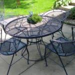 black iron patio furniture ererdvrlistscom regarding cast iron patio furniture the most stylish as well attractive rod iron patio