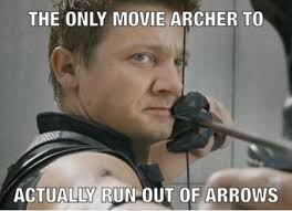 FunniestMemes.com - Funniest Memes - [The Only Movie Archer To ... via Relatably.com