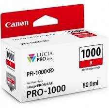 Купить <b>Картридж Canon PFI-1100</b> Red, 160 мл (0858C001). Цена ...